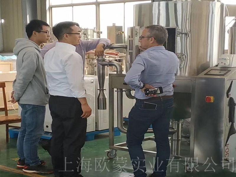 美国客户ding购实验shi喷雾干燥器