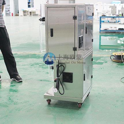 xiao型pen雾干zao机she备的mo合期zhu意方面和使用方法